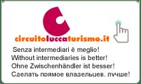 CircuitoLuccaTurismo, aggregatore d'offerta turistica a contatto diretto in provincia.